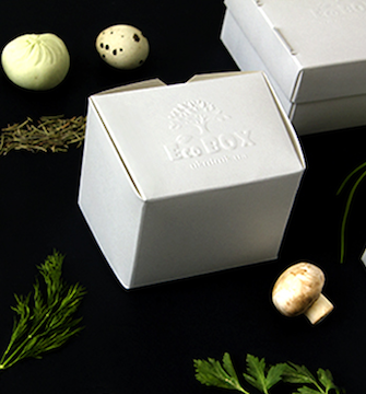 Ecobox – ecological paper packaging, Ukraine